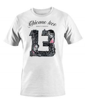Majica s kratkimi rokavi Chicana 13.